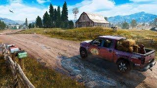 Far Cry 5 #3 война с сектантами
