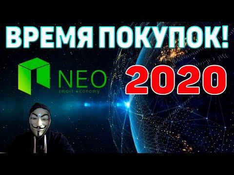 NEO (NEO) 2020 - ТЕХНИЧЕСКИЙ АНАЛИЗ И ПРОГНОЗ КУРСА КРИПТОВАЛЮТЫ! СТОИТ ЛИ СЕЙЧАС ПОКУПАТЬ НЕО?