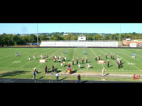 Nottoway High School Marching Cougars 9/23/2017