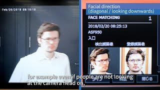 Face Recognition Server Software Using Deep Learning Technology