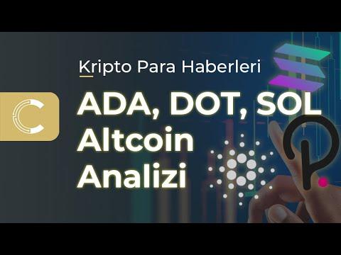 Download ADA, DOT, SOL Analiz   Altcoinlerde Son Durum Ne?   Altcoin Analiz