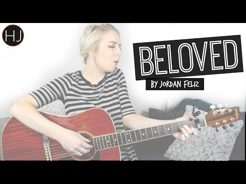 Beloved by Jordan Feliz // Cover