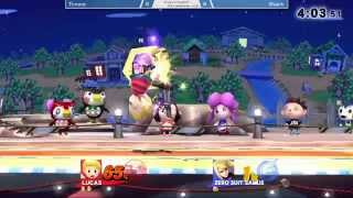 CFAS Wednesdays (09/16/15) - WR1 - Trevor (Lucas) vs. Shack (ZSS)