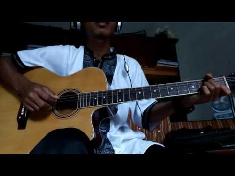 Chord Guitar Sajadah Panjang  - BimBo By Syams