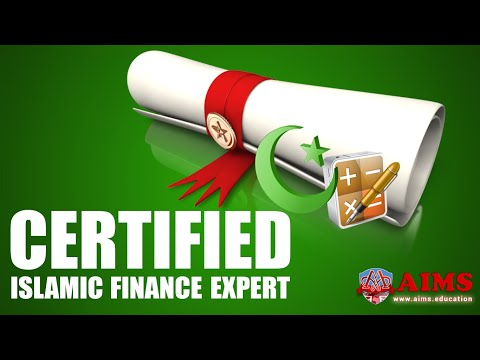 CIFE - Online Islamic banking courses & Islamic finance courses | AIMS UK