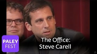 The Office - Steve Carell on Michael Scott