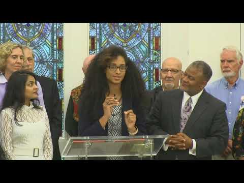 NC Creation Care Network Summit-Press Conference
