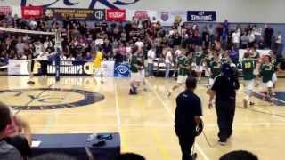 Mira Costa vs. Oak Park Volleyball CIF State Regional Championship 2012 Thumbnail