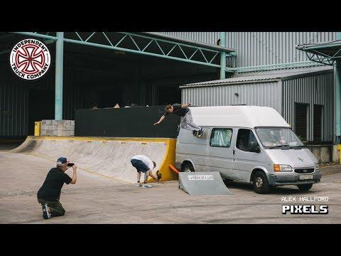Pixels: Independent Truck Co Europe - Alex Hallford
