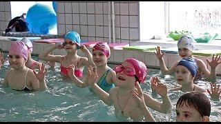 Плавание в детском саду
