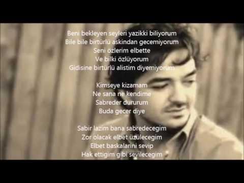 Orhan Ölmez   Sabir lazim karaoke