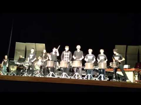 Tomball High School Night of Percussion