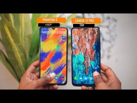 Giveaway —Tecno Camon 12 Pro Unboxing & Review