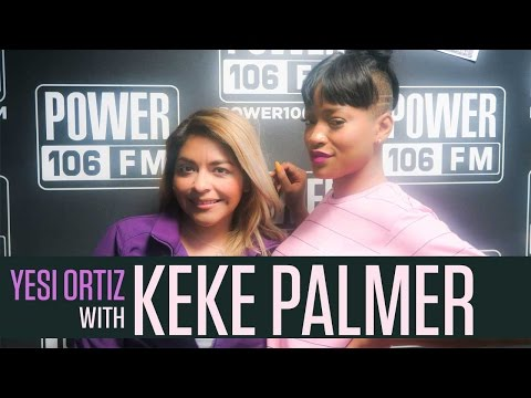 Keke Palmer On Playing A Lesbian Pimp, New Music With Jeremih + More!