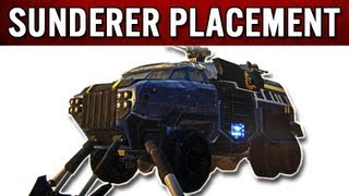 (OUTDATED) Sunderer Placement Guide (How to Deploy Your AMS Properly in PlanetSide 2)