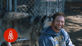 """Living with Wolves Saved My Life"""