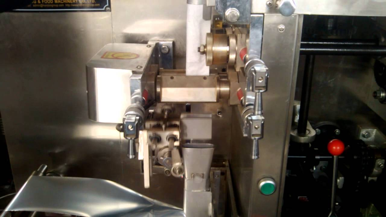 DXDCH-10C Filter tea bag packing machine, with outer bag, Hondon brand, China