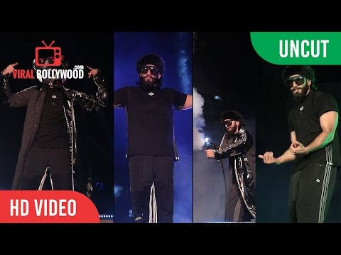 UNCUT - Crazy Ranveer Singh Launches Adidas Originals New Store Launch | Viralbollywood