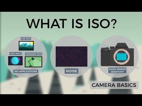 Camera Basics - ISO