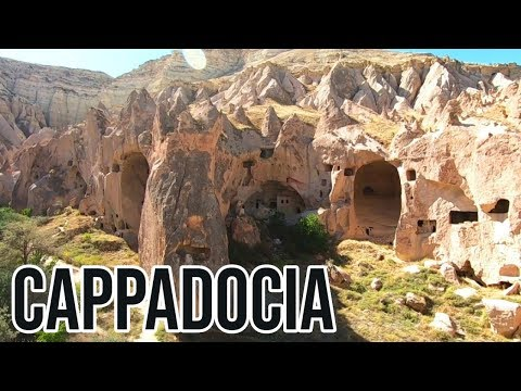 A Journey Through History | Ancient Cities Of Cappadocia