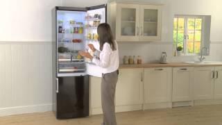 Hitachi Bottom Freezer R-B360ERU4VBLK