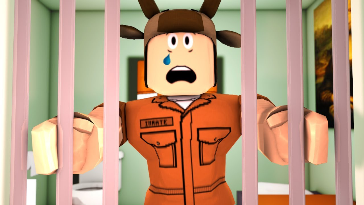 Ryguyrocky Roblox Jailbreak I Got Arrested For Playing Roblox Roblox Jailbreak Youtube