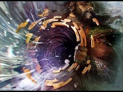 Mtg modern door to nothingness deck tech youtube for Door to nothingness deck