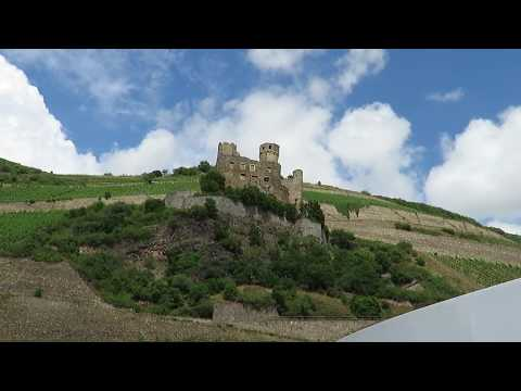 Day 12.3: Rhine River Gorge -  Emerald Waterways' Splendours of Europe River Cruise