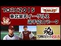 【プロスピ2015】 東北楽天イーグルス 選手能力データ 【プロ野球スピリッツ2015】