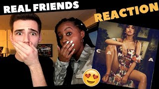 CAMILA CABELLO - REAL FRIENDS REACTION