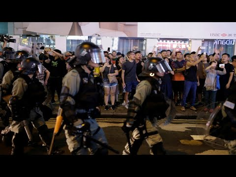 هونغ كونغ: المتظاهرون يحشدون من جديد وسط مخاوف من خطوات بكين المقبلة  - نشر قبل 26 دقيقة