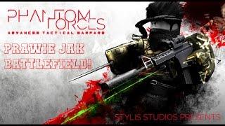 Prawie jak Battlefield!   Roblox #11 w/zombie patryk