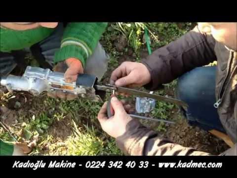 Stoolbed Knife - Fidancılar Için Büyük Kolaylık Motorlu Dallandırma Bıçağı