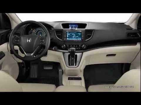 2013 Honda CRV Exterior and Interiors