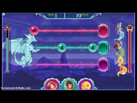 Winx Games Tutorials-Episode 3, Harmonix Heroines