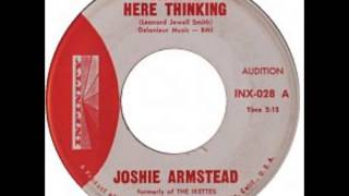 Joshie  Armstead  -  Sitting Here Thinking
