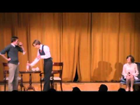 A Marriage Proposal Cleveland Hs One Acts