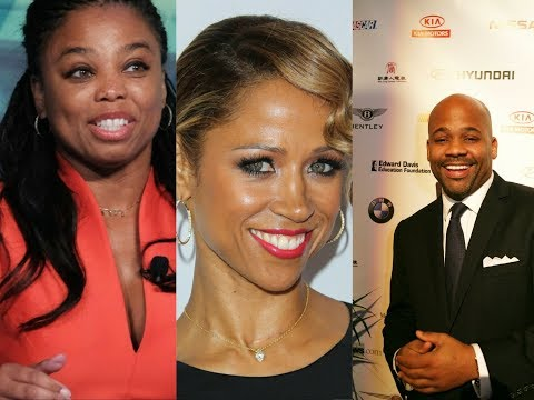 Jemele Hill Goes After Stacey Dash!! & Stacey Dash Threatens Dame Dash With Lawyers!!
