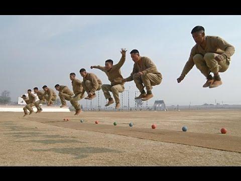 India Army 5.8.Gorkha Training Center Shillong || FunTO Chan
