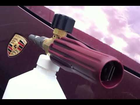High Pressure NoTouch Car Washer