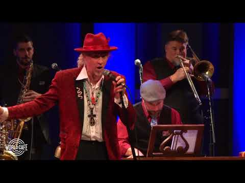 Squirrel Nut Zippers  Karnival Joe From Kokomo Recorded  for World Cafe