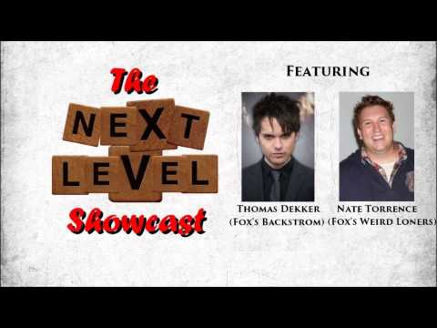 Showcast - S02 E12 - Thomas Dekker (Backstrom) & Nate Torrence (Weird Loners) Interviews