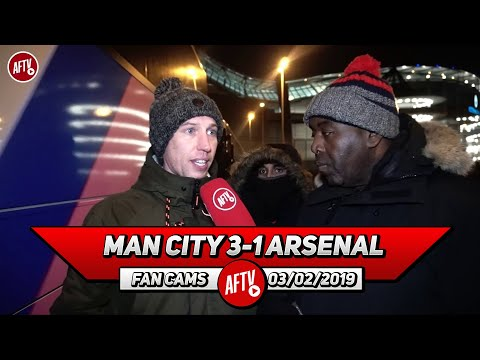 Man City 3-1 Arsenal | They Targeted Lichtsteiner Today! He Was So Poor! (Lee Gunner)