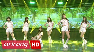 "After receiving much love for their 3-part school series, gfriend fluttered back a year and half with 1st full-length album ""lol"". beats t..."