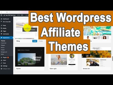 Best WordPress Themes for Affiliate Websites (Get High CTR)