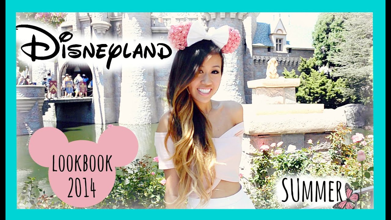 869688576def LOOKBOOK  Disney Theme Park Outfit Ideas  misssjoolie ♡ - YouTube