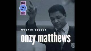 Onzy Matthews  -  Dallas Blues (first version)