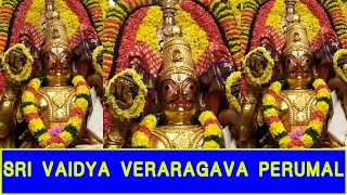 Sri Vaidya Veeraraghava Perumal – Tiruvallur | ஸ்ரீ வைத்ய வீரராகவ பெருமாள் | Britain Tamil Bhakthi