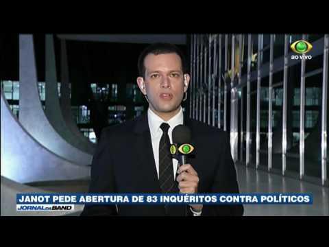 PGR pede abertura de 83 inquéritos contra políticos