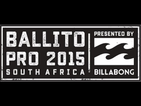 The Ballito Pro 2015 Presented by Billabong Day 4 Afternoon